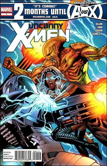 Uncanny X-Men (2012) 7-A by Marvel