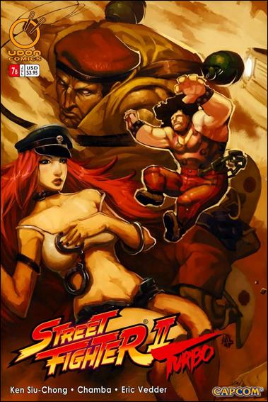 Street Fighter II Turbo 7-B by Udon