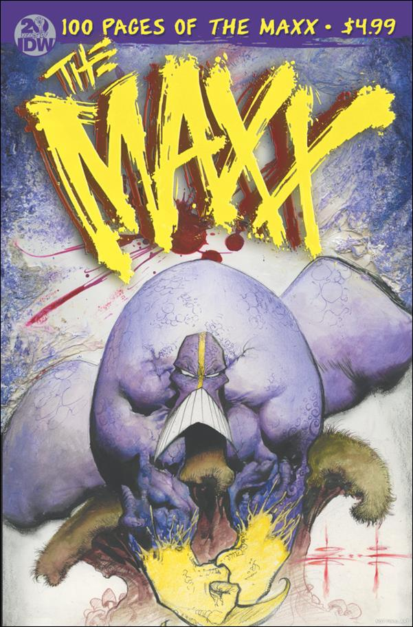 Maxx 100-Page Giant nn-A by IDW