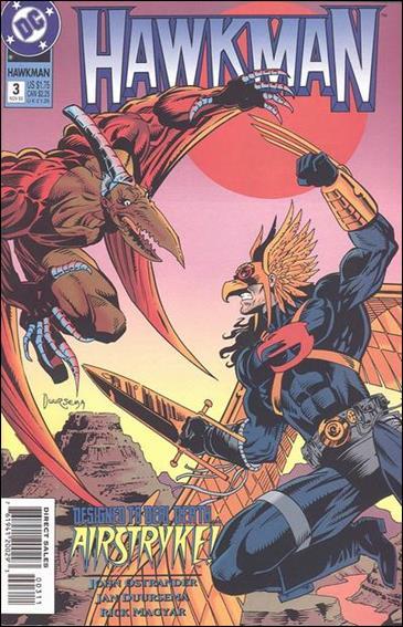 Hawkman (1993) 3-A by DC
