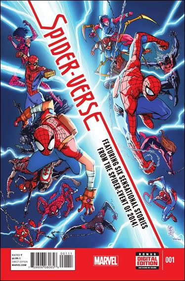 Spider-Verse (2015/01) 1-A by Marvel
