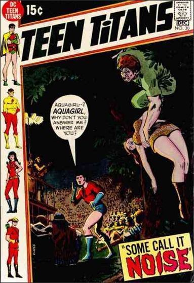 Teen Titans (1966) 30-A by DC