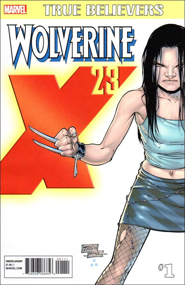 X-23 (2005) 1-E by Marvel