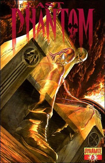 Last Phantom 6-A by Dynamite Entertainment