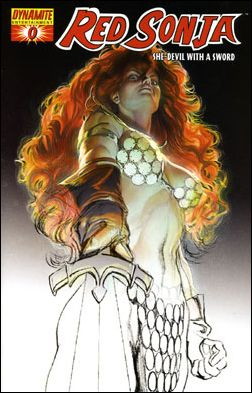 Red Sonja (2005) 0-C by Dynamite Entertainment
