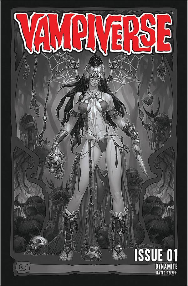 Vampiverse 1-R by Dynamite Entertainment