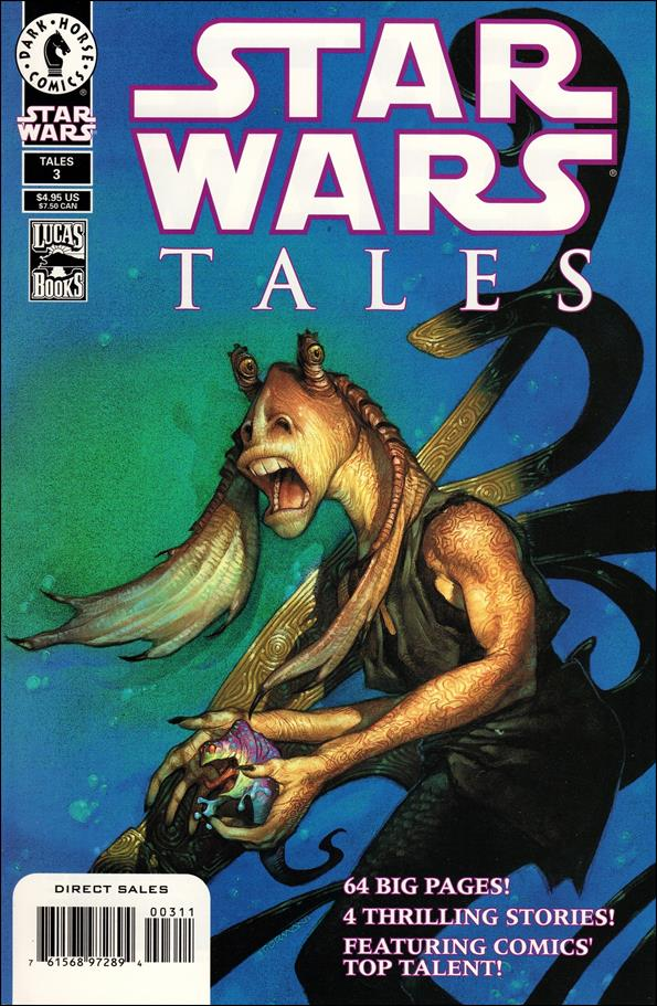 Star Wars Tales 3-A by Dark Horse