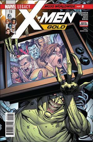 X-Men: Gold (2017) 15-A