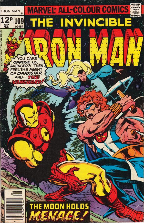 Iron Man (1968) 109-B by Marvel