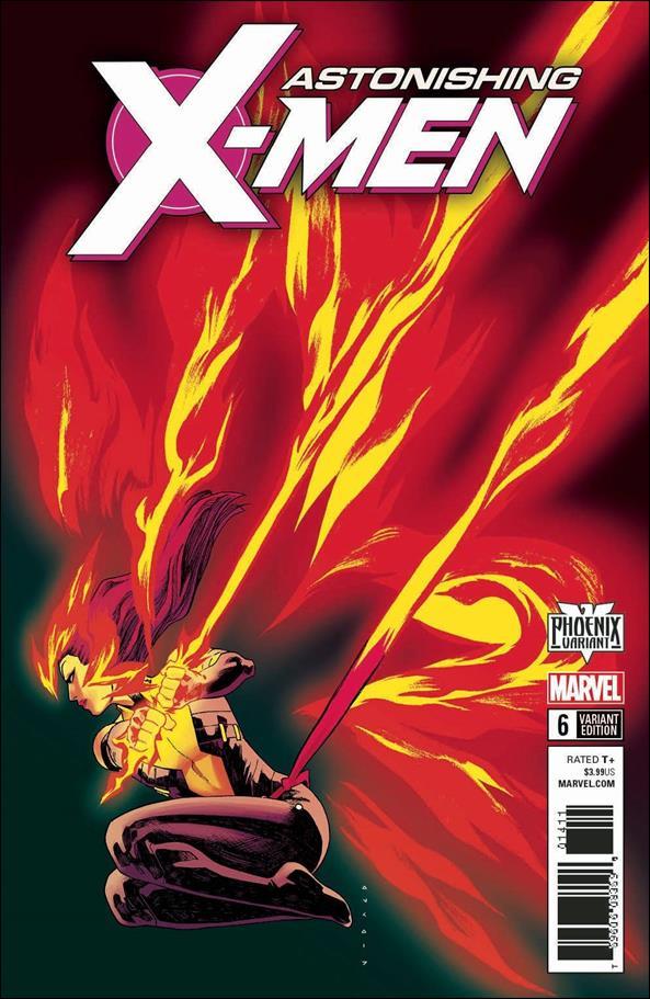Astonishing X-Men (2017) 6-B by Marvel