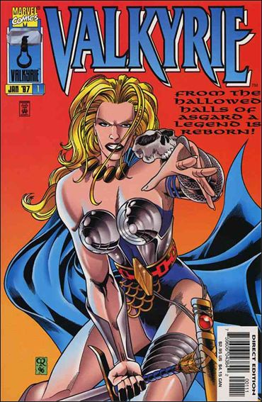 Valkyrie (1997) 1-A by Marvel