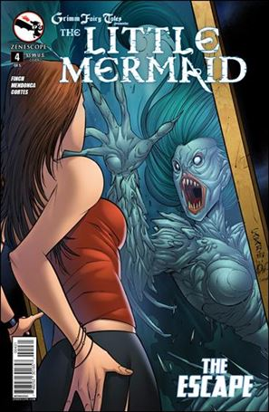 Grimm Fairy Tales Presents The Little Mermaid 4-C