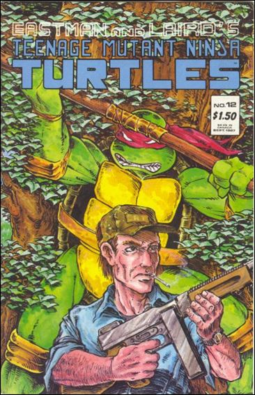 Teenage Mutant Ninja Turtles (1984) 12-A by Mirage