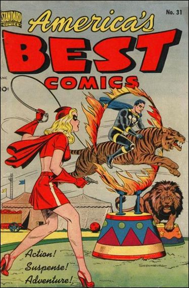 America's Best Comics 31-A by Standard