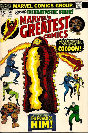 Marvel's Greatest Comics 50-A by Marvel
