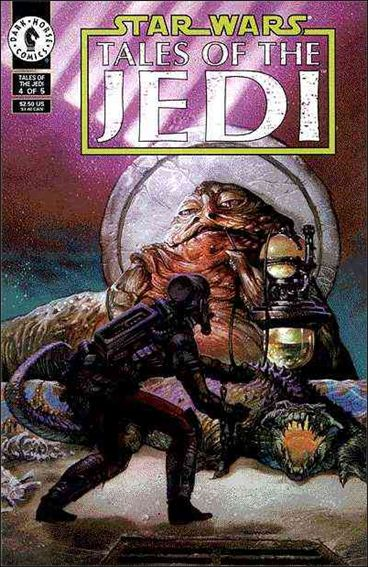 Star Wars: Tales of the Jedi 4-A by Dark Horse