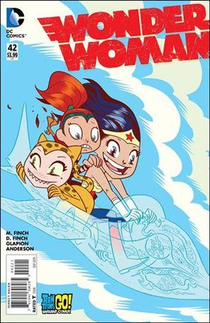 Wonder Woman (2011) 42-B