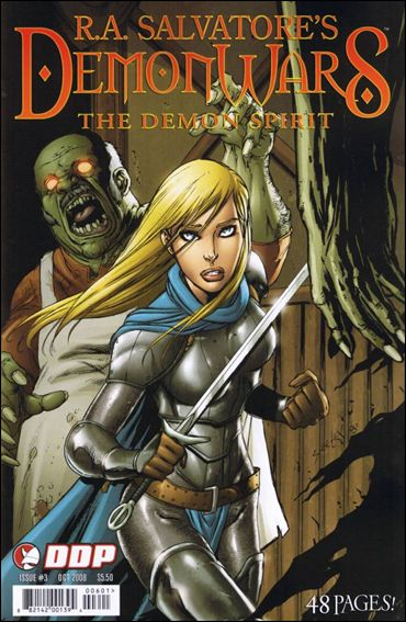 DemonWars The Demon Spirit 3-A by Devil's Due