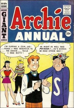 Archie Annual 11-A