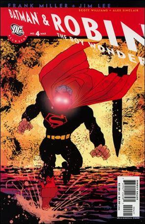 All Star Batman & Robin, The Boy Wonder 4-B