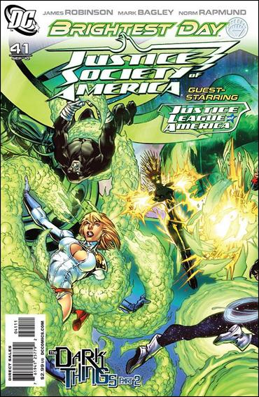 Justice Society of America (2007) 41-A by DC