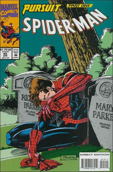Spider-Man (1990) 45-A by Marvel