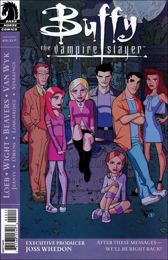 Buffy the Vampire Slayer Season Eight 20-B by Dark Horse