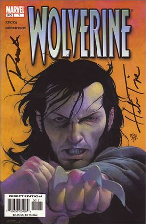 Wolverine (2003)  1-B