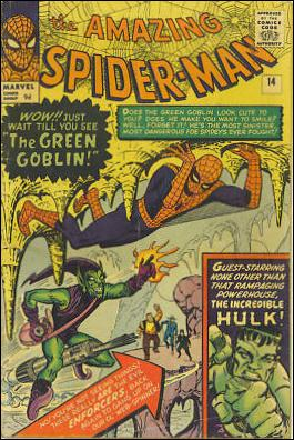Amazing Spider-Man (1963) 14-B by Marvel
