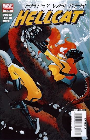Patsy Walker: Hellcat 2-A by Marvel