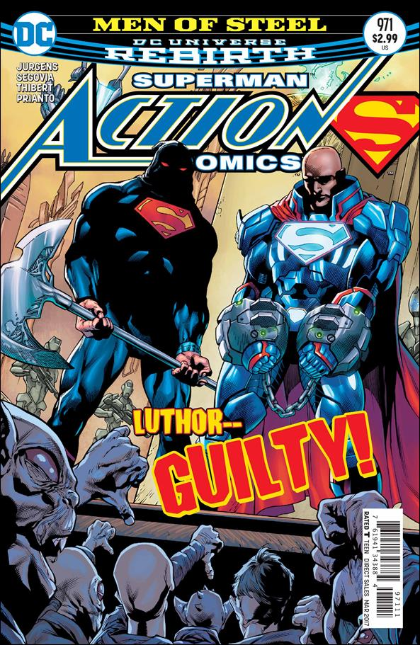 Action Comics (1938) 971-A by DC