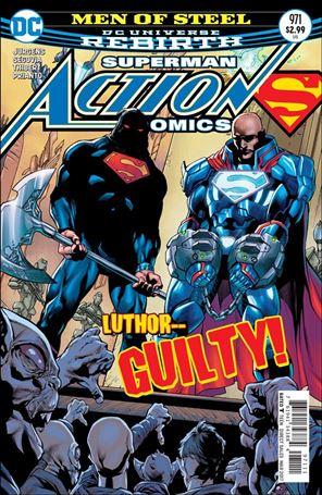 Action Comics (1938) 971-A
