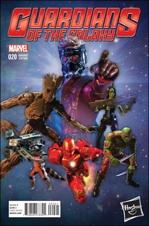 Guardians of the Galaxy (2013) 20-B