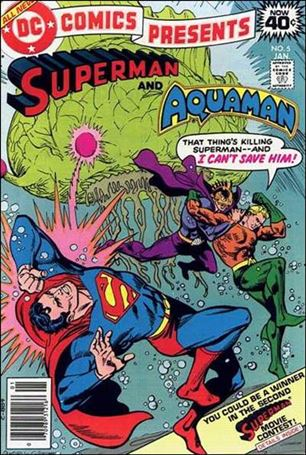 DC Comics Presents (1978) 5-A