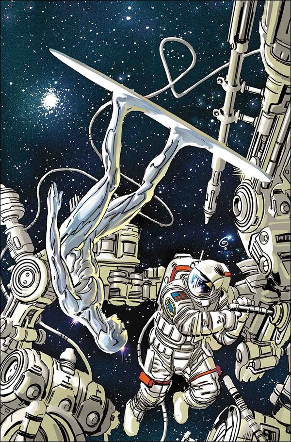 Silver Surfer: The Prodigal Sun 1-B by Marvel