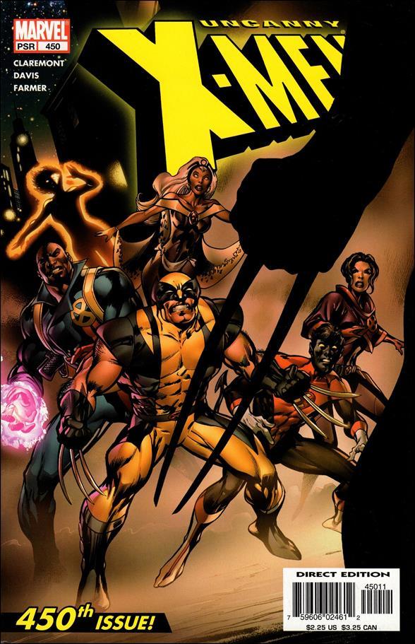 Uncanny X-Men (1981) 450-A by Marvel