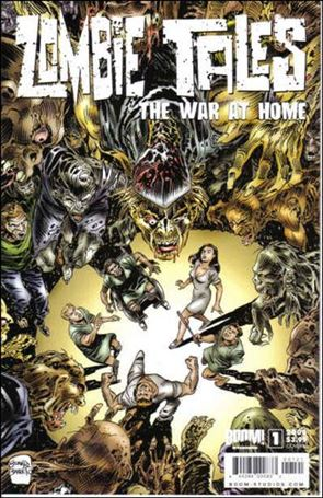 Zombie Tales: The War at Home 1-B