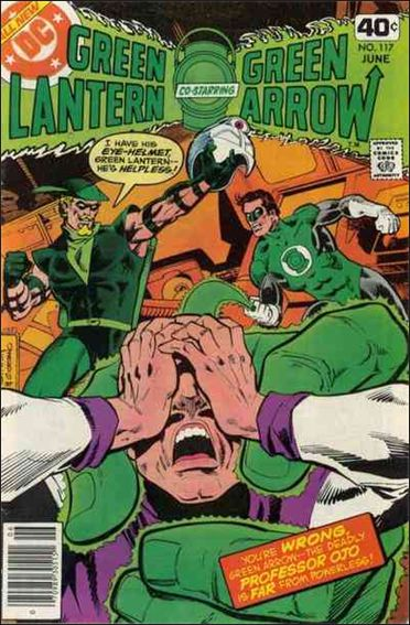 Green Lantern (1960) 117-A by DC