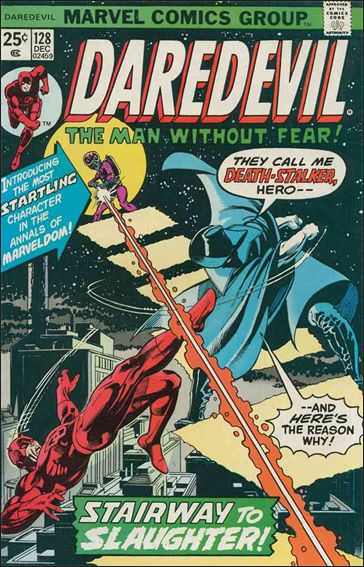 Daredevil (1964) 128-A by Marvel