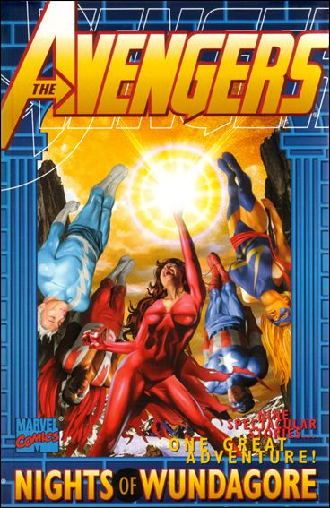 Backpack Marvels: Avengers 1-A by Marvel