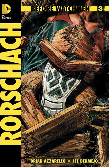 Before Watchmen: Rorschach 3-C by DC