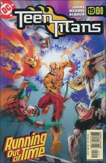 Teen Titans (2003) 19-A by DC