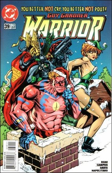 Guy Gardner: Warrior 39-A by DC