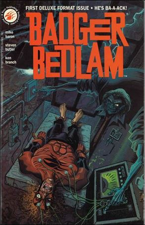 Badger Bedlam 1-A