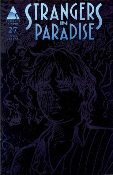 Terry Moore's Strangers in Paradise 27-A by Abstract Studio