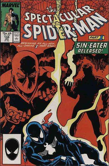 Spectacular Spider-Man (1976) 134-A by Marvel