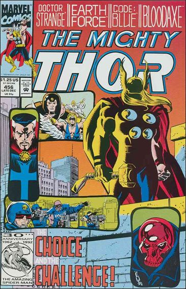 Thor (1966) 456-A by Marvel