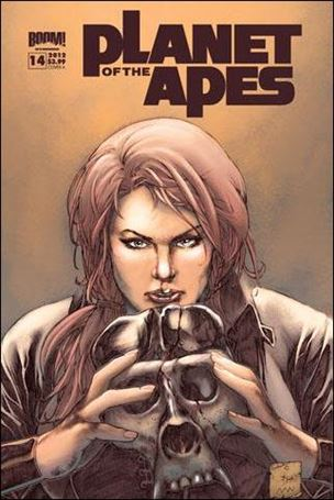 Planet of the Apes (2011) 14-A