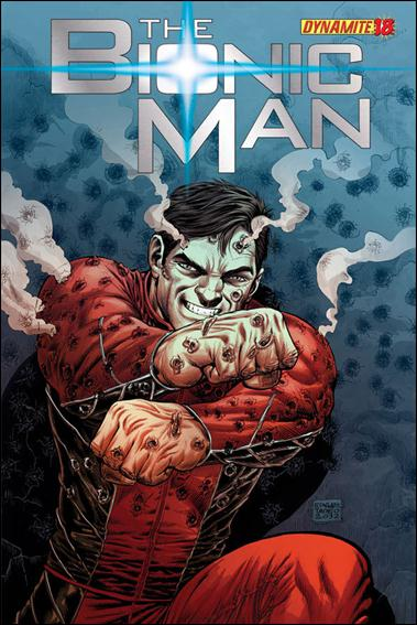 Bionic Man 18-B by Dynamite Entertainment