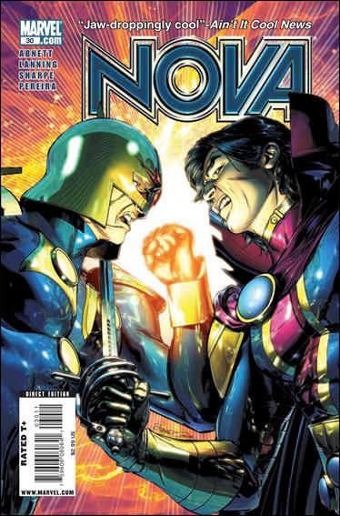Nova (2007) 30-A by Marvel